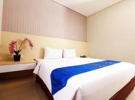Hotel Igloo, Cikarang (рядом с городом Cibitung)