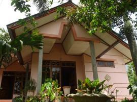Madja Edelweis Homestay, Bajawa (рядом с городом Кели)