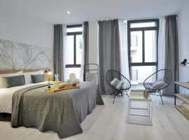 Aspasios Atocha Apartments