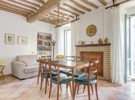Appartamento Etruscan Hill, Pianello