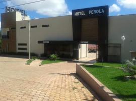 Hotel Pérola, Rolim de Moura