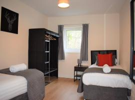 Kelpies Serviced Apartments - Callum, Ливингстон (рядом с городом Киркньютон)