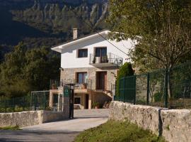 Casa Rural Sierra Salvada, Salmantón (Cozuela yakınında)
