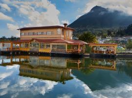 Hosteria Cabañas Del Lago, Otavalo (San Rafael yakınında)