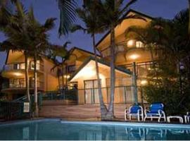 Karana Palms Self Contained Apartments