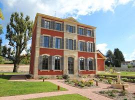 Chambre D'hôtes Parc Johan, Chauffailles (рядом с городом Varennes-sous-Dun)