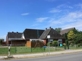 Ferienhaus Schaumann, Ditzum (Oldersum yakınında)