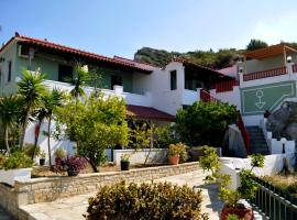 Villa Katina Apartments, Marathokampos