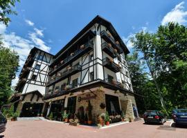 Hotel Posada Vidraru, Căpăţîneni-Ungureni