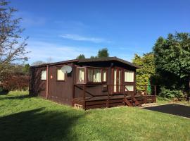 Bryhers Lodge, Builth Wells (рядом с городом Maesmynis)