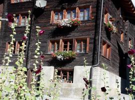 Alpensonne, Reckingen - Gluringen (Ritzingen yakınında)