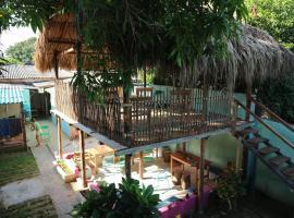Mangal Hostel, Dibulla (El Pantano yakınında)