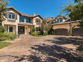 Amazing Dream Villa With Large Panoramic View, Calabasas