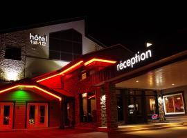 Hotel 1212, Degelis