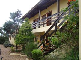 Hotel Baguassu, Capão Bonito