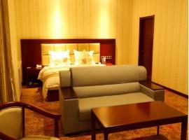 Huating Business Hotel, Yinchuan (Qingtongxia yakınında)