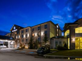 Best Western Rocky Mountain House, Rocky Mountain House (Caroline yakınında)