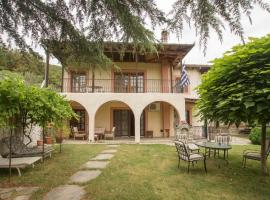Holiday home Epar.Od. Eleftheroupolis-Folias, Khrisókastron (рядом с городом Mousthéni)