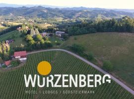 WURZENBERG Hotel Lodges Südsteiermark