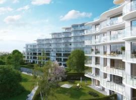 Luxury SkyView Apartment, Prag (Holyně yakınında)