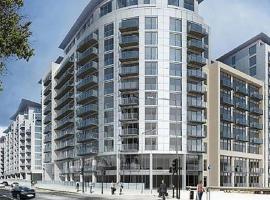 Luxury Studio Chelsea Bridge Wharf
