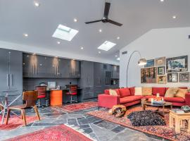 515 Cavdale Road Studio Home, Sonoma (in de buurt van Glen Ellen)