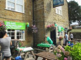 The dolphin, Ilminster