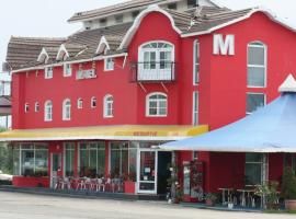 Motel Izvorul Rece, Aurel Vlaicu (рядом с регионом Geoagiu)