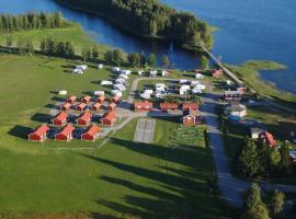 Burträsk Camping, Burträsk