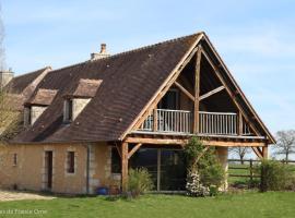 LeBelforest - Chambre Zen, Éperrais (рядом с городом Réveillon)