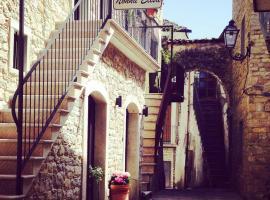 Da Nonna Elisa, Roseto Valfortore (Motta Montecorvino yakınında)