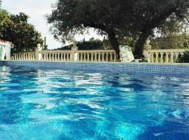Villa del Tilo, Huétor Santillán