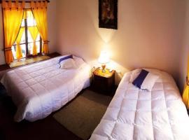 Hotel Museo Cayara, Santa Lucía (Chullpa Khasa yakınında)