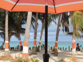 Sunny Beach Apartments, San Andrés (Piscinita yakınında)