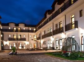 Hotel King, Târgovişte