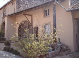 La Maison Chouette, Bousseraucourt (рядом с городом Martinvelle)