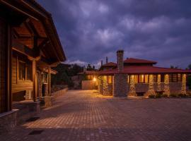 Aelia Hospitality Livadi, Kalívia