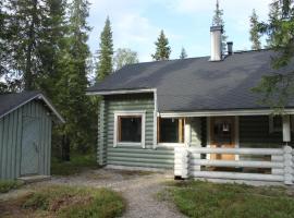 Log cabin Pikku-Elsa, Syöte