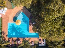 Pousada Villa Maeva Lagoa Clara, Itacimirim