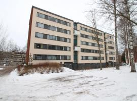 A spacious and cozy one-bedroom apartment for four persons in Myyrmäki, Vantaa. (ID 1857), Myyrmäki (рядом с городом Kivistö)