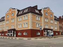 Отель «Ельчик», Елец