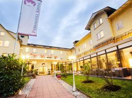 Parkhotel Krone, Bensheim (Near Zwingenberg)