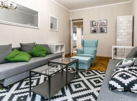 Apartament Zielony Centrum