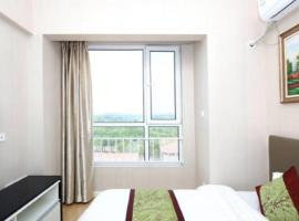 Qingdao Qian Ye Holiday Apartment (Liu Ting Airport Shop), Qingdao (Qingdao Liuting International yakınında)