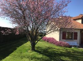 Gite de Belle vue, Semur-en-Brionnais (рядом с городом Anzy-le-Duc)