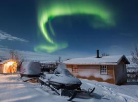 The Aurora Cabin