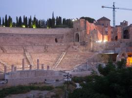 Piso Teatro Romano