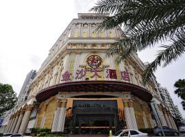 Shishi Jinsha Business Hotel, Shishi (Hanjiang yakınında)