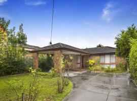 Caulfield Family Home with Large Space