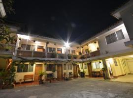 Hotel Posada Doña Leonor, Ojo de Agua (рядом с городом Nebaj)